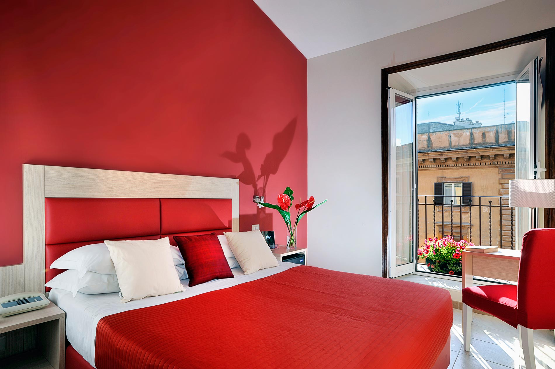 chambre double hôtel rome - chambre double rome - chambre hôtel