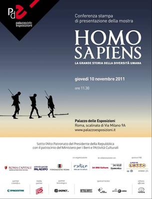 Homo sapiens Rome