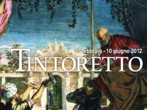 Tintoretto exhibition in Rome